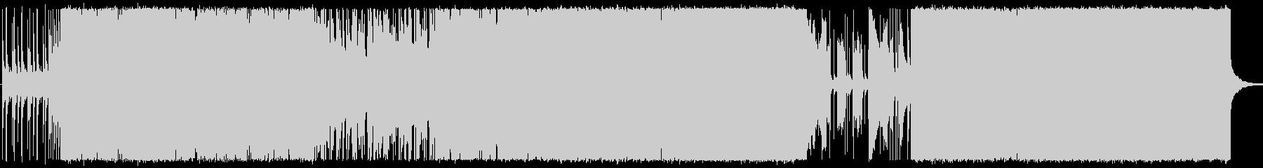 実験的 ロック ポストロック バト...の未再生の波形