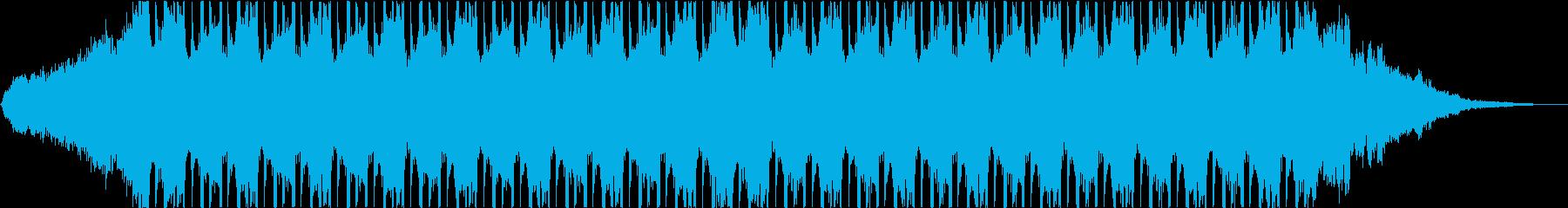 前向き・オープニング・スタート・軽快の再生済みの波形