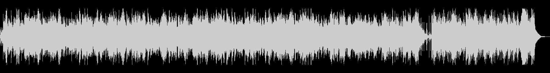 カントリー調POPのバイオリン曲の未再生の波形