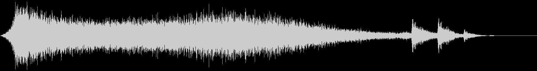 【ホラーゲーム】サウンドスケイプ_03の未再生の波形