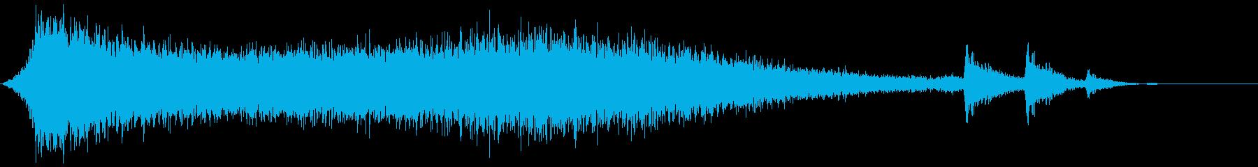 【ホラーゲーム】サウンドスケイプ_03の再生済みの波形
