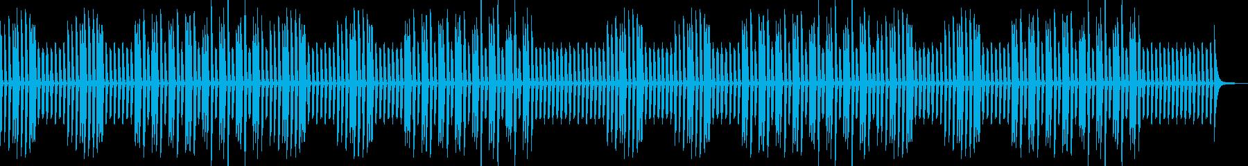 解説・説明・かわいいピアノソロの再生済みの波形