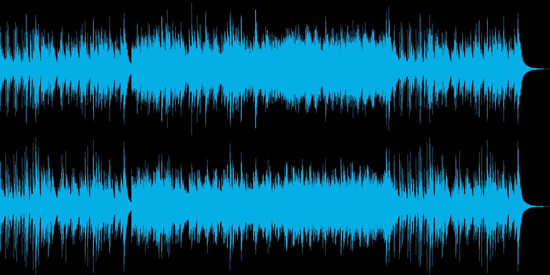 とある漫画の1シーンを想定して作りまし…の再生済みの波形
