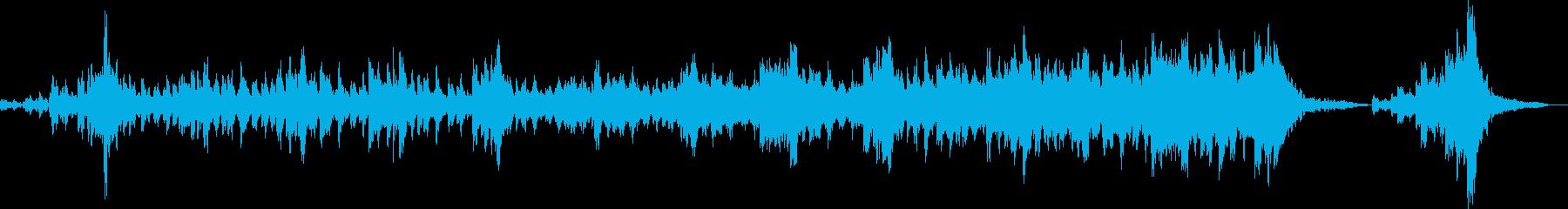 動画 サスペンス 期待する ミステ...の再生済みの波形