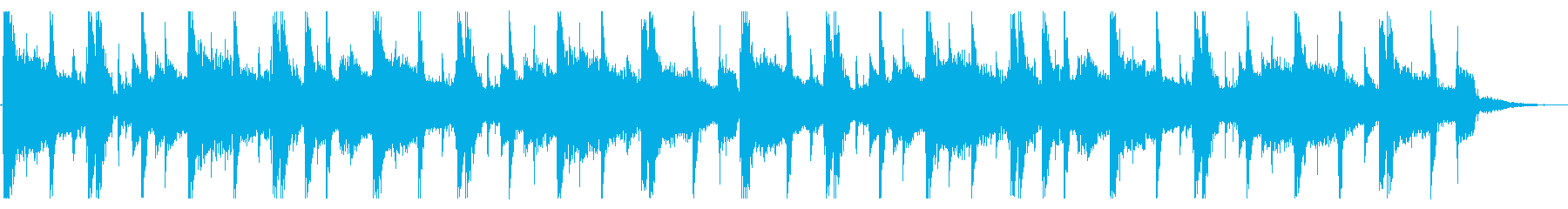 溶けそうなR&B_No635_4の再生済みの波形