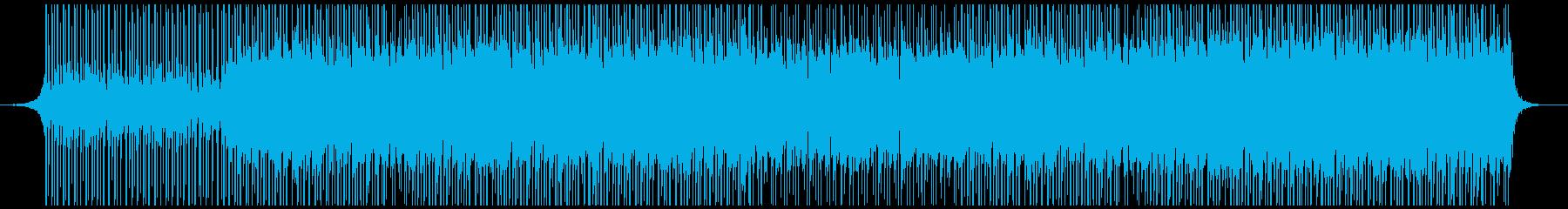 情報提供の再生済みの波形