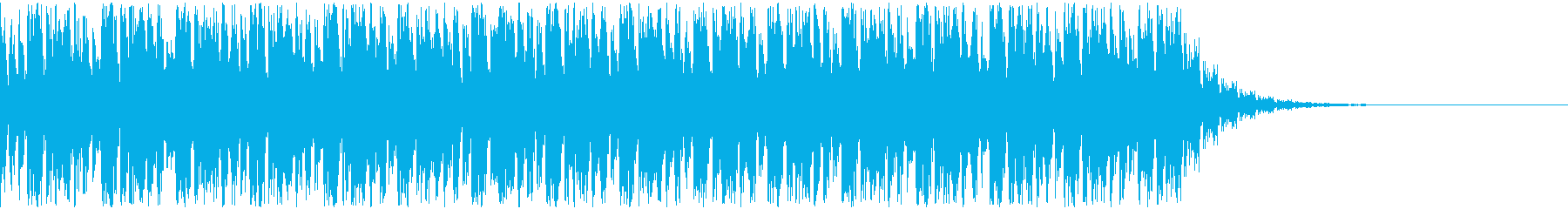 【EDM】トランス、ロング7、ジングル1の再生済みの波形
