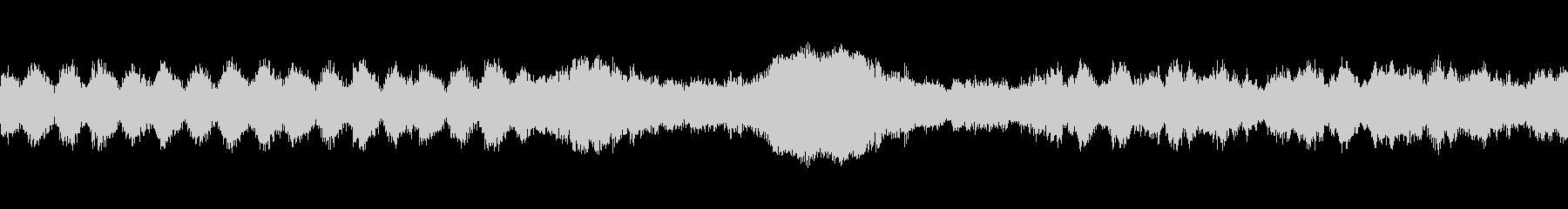 堂々としたオーケストラサウンドのワルツの未再生の波形