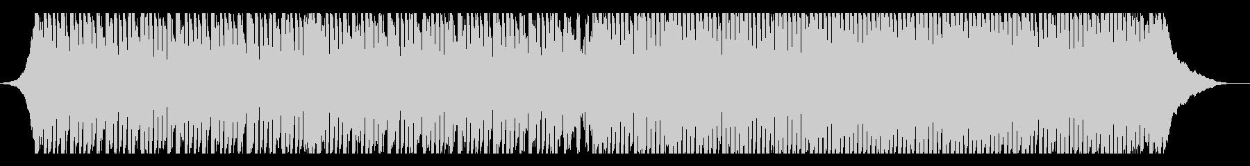刺激的な動機付け(中)の未再生の波形