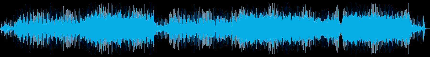 【生演奏】爽やかで前向きアコギポップスBの再生済みの波形
