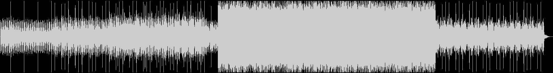 風景シーンなどに合うミニマル型幻想BGMの未再生の波形