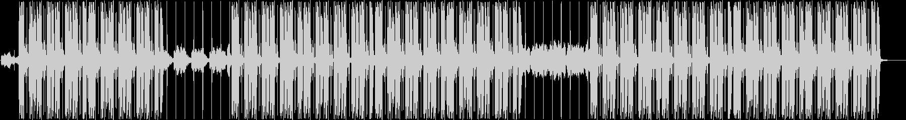 ローファイ、トラップ、ヒップホップ♪の未再生の波形