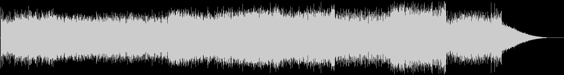 パッフェルベルのカノンDANCEアレンジの未再生の波形