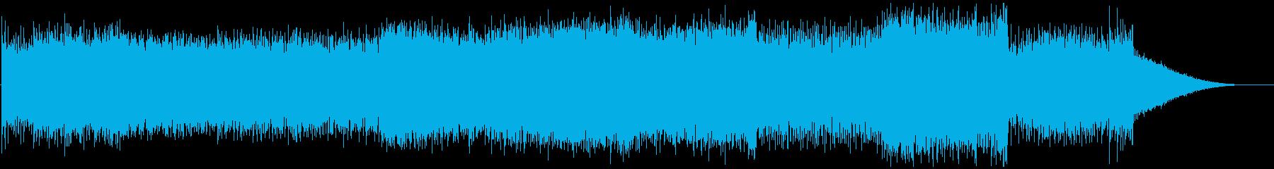 パッフェルベルのカノンDANCEアレンジの再生済みの波形