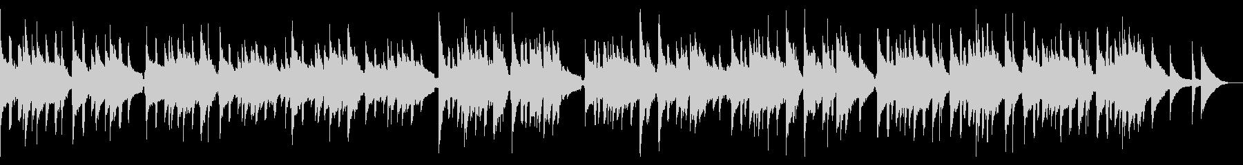 【生演奏】ほのぼのアコースティックポップの未再生の波形