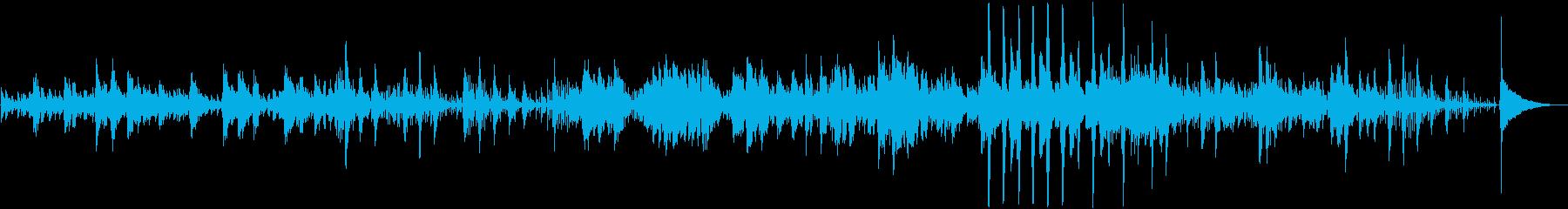 エリック・サティがキース・ジャレッ...の再生済みの波形