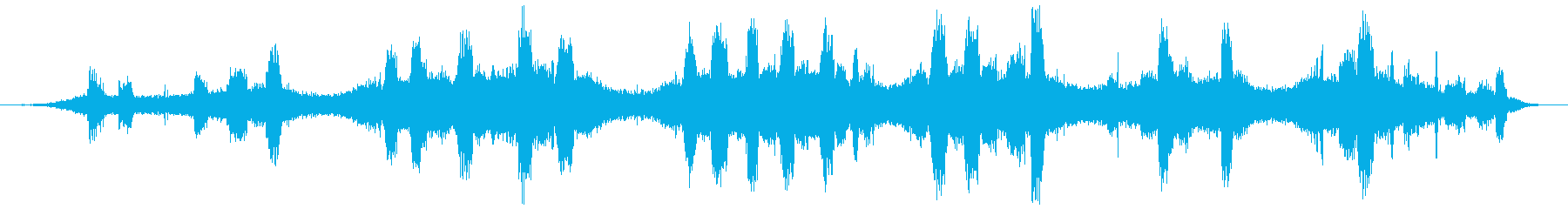 バックワードウィスパーズ、ウィスプ...の再生済みの波形