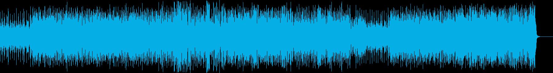 【フル尺】カントリー&ウェスタンの楽曲の再生済みの波形