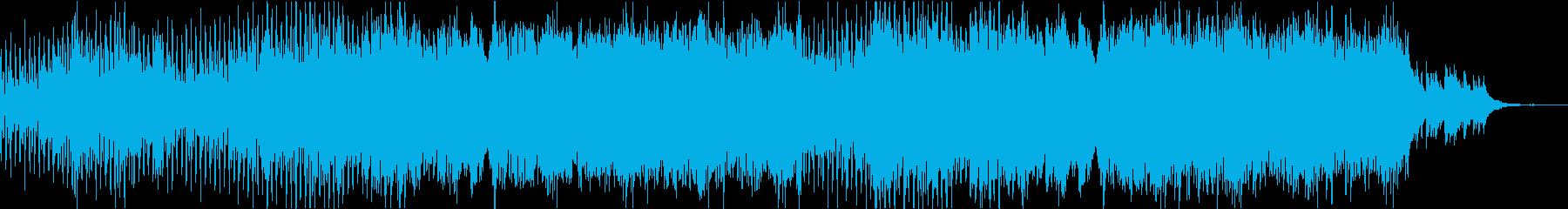 新しい ポップ 現代の交響曲 ポジ...の再生済みの波形