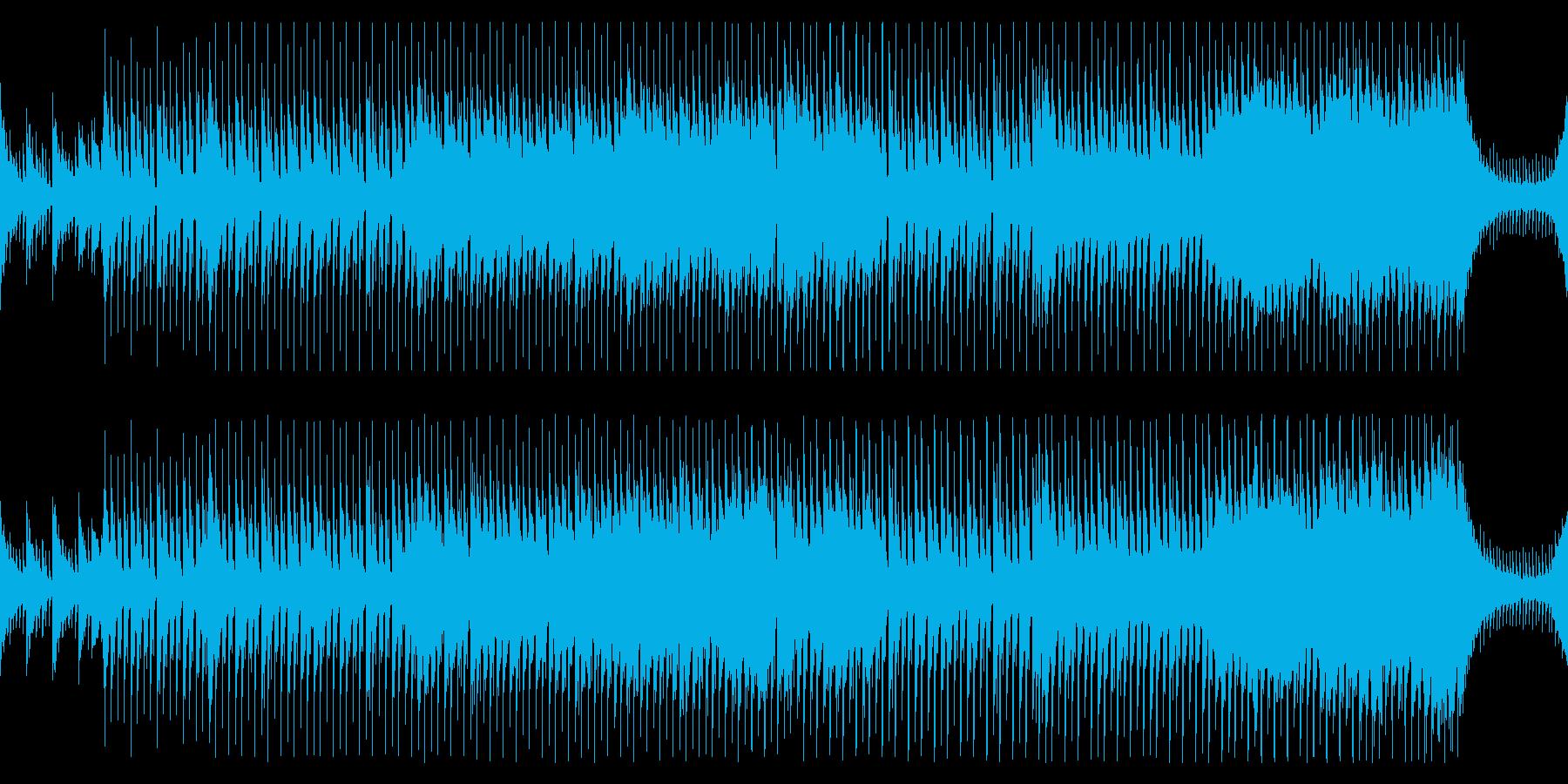 【ループ】ポジティブで軽快/希望_2の再生済みの波形