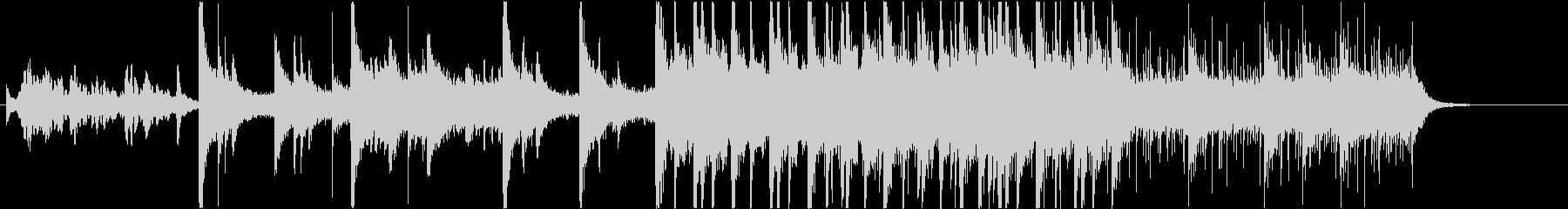 テンション高めるピアノBGM・ライブSEの未再生の波形
