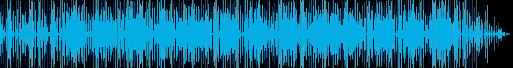 Dance Pop  ダンス ポップの再生済みの波形