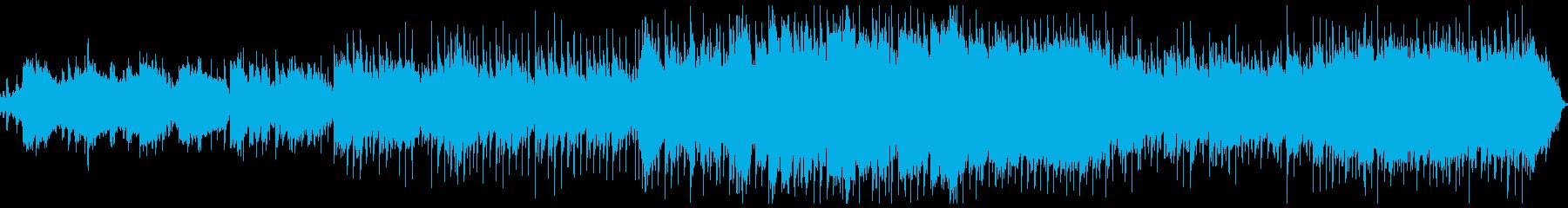 スロー。ピアノバー。ハーモニカ&サ...の再生済みの波形