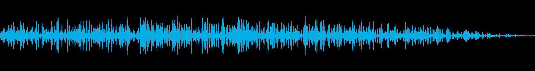 スモールスペースロケット:クイック...の再生済みの波形