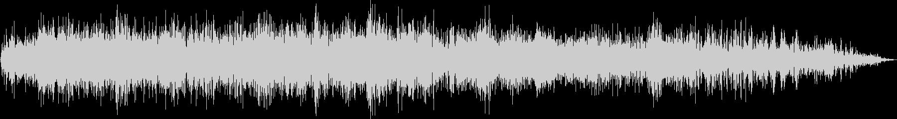 クイックノイズモーターフィルターの調整の未再生の波形