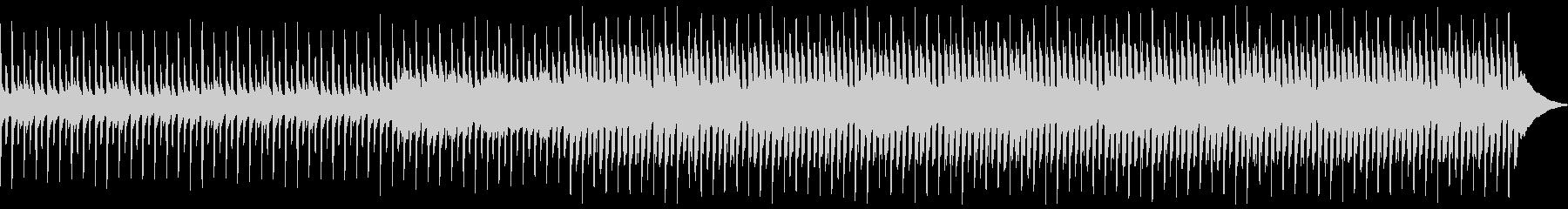 可愛くてちょっと切ないオルゴールの未再生の波形