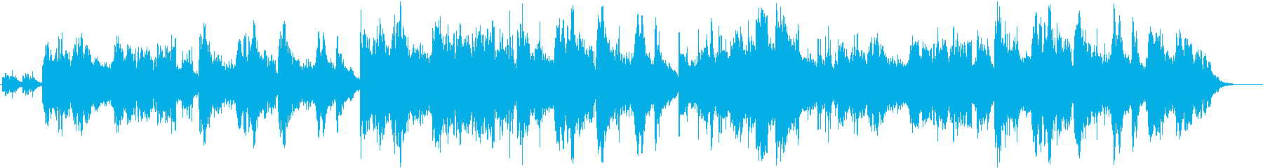 世界的な二胡奏者の生演奏 神秘的で静謐の再生済みの波形