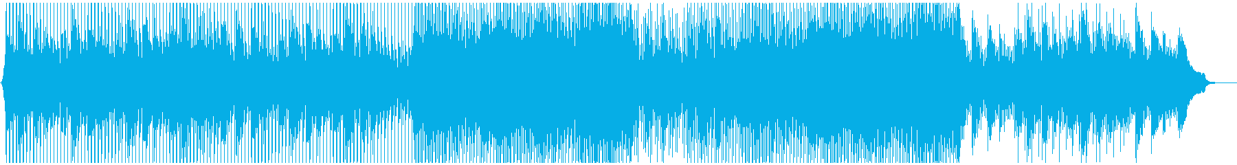 企業VPやCMにピアノで爽やか透明明るいの再生済みの波形