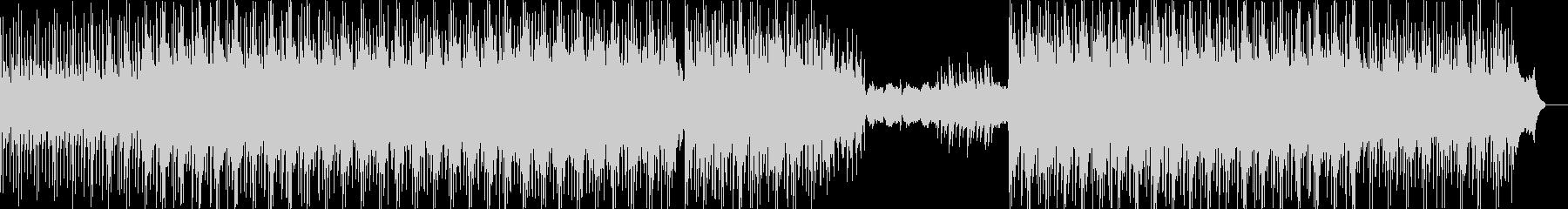 ロードラムのボサノバ、シンセパッド...の未再生の波形