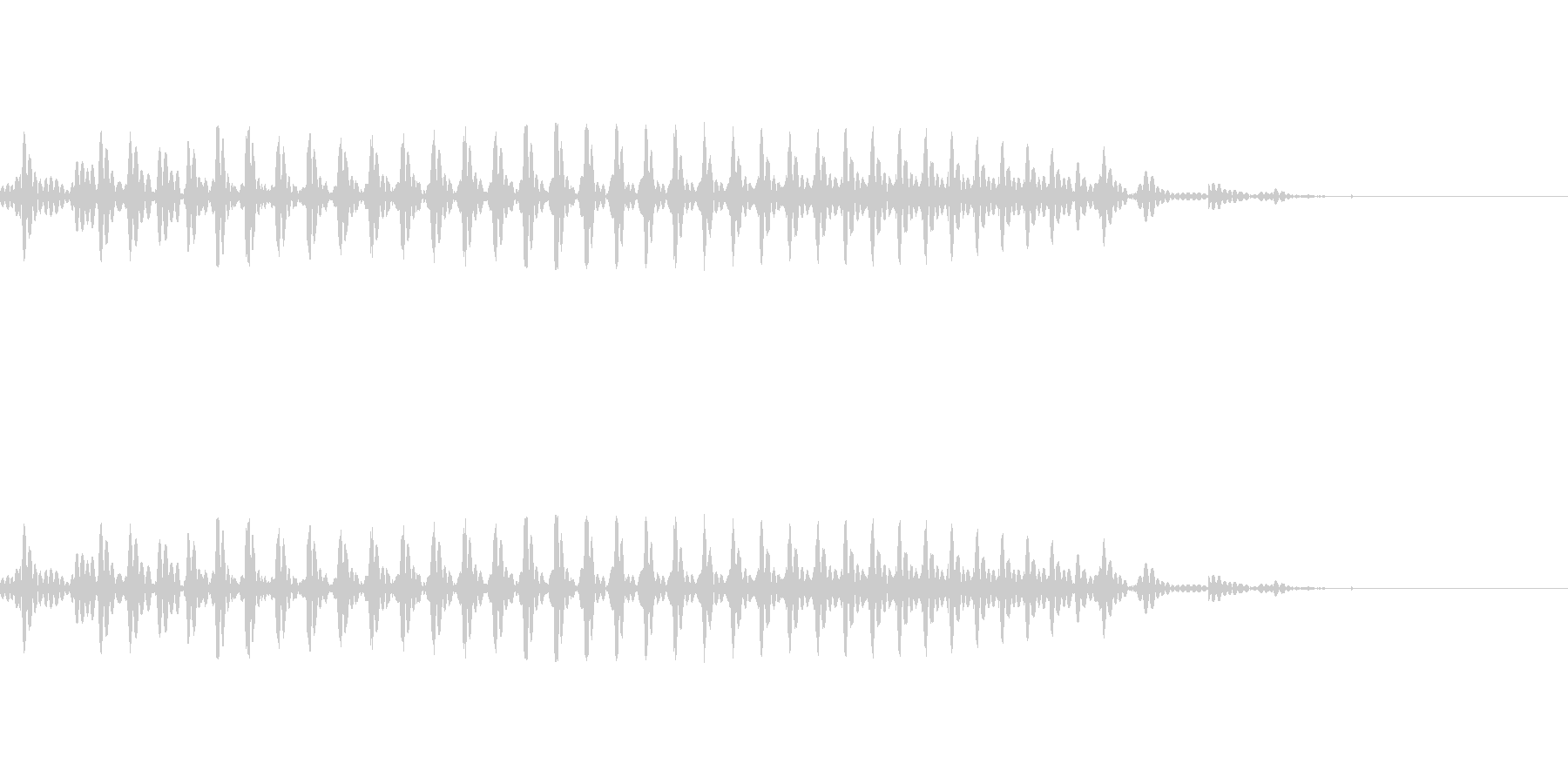 リン ゼロ(0) 中国語(北京語) 男の未再生の波形