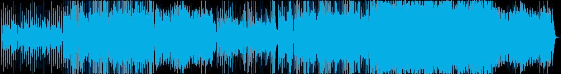 ノスタルジックでのどかなアンサンブルの再生済みの波形