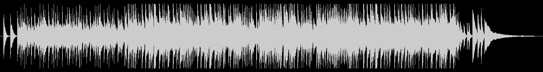 にしししし!マリンバで歌う笑顔のイメージの未再生の波形