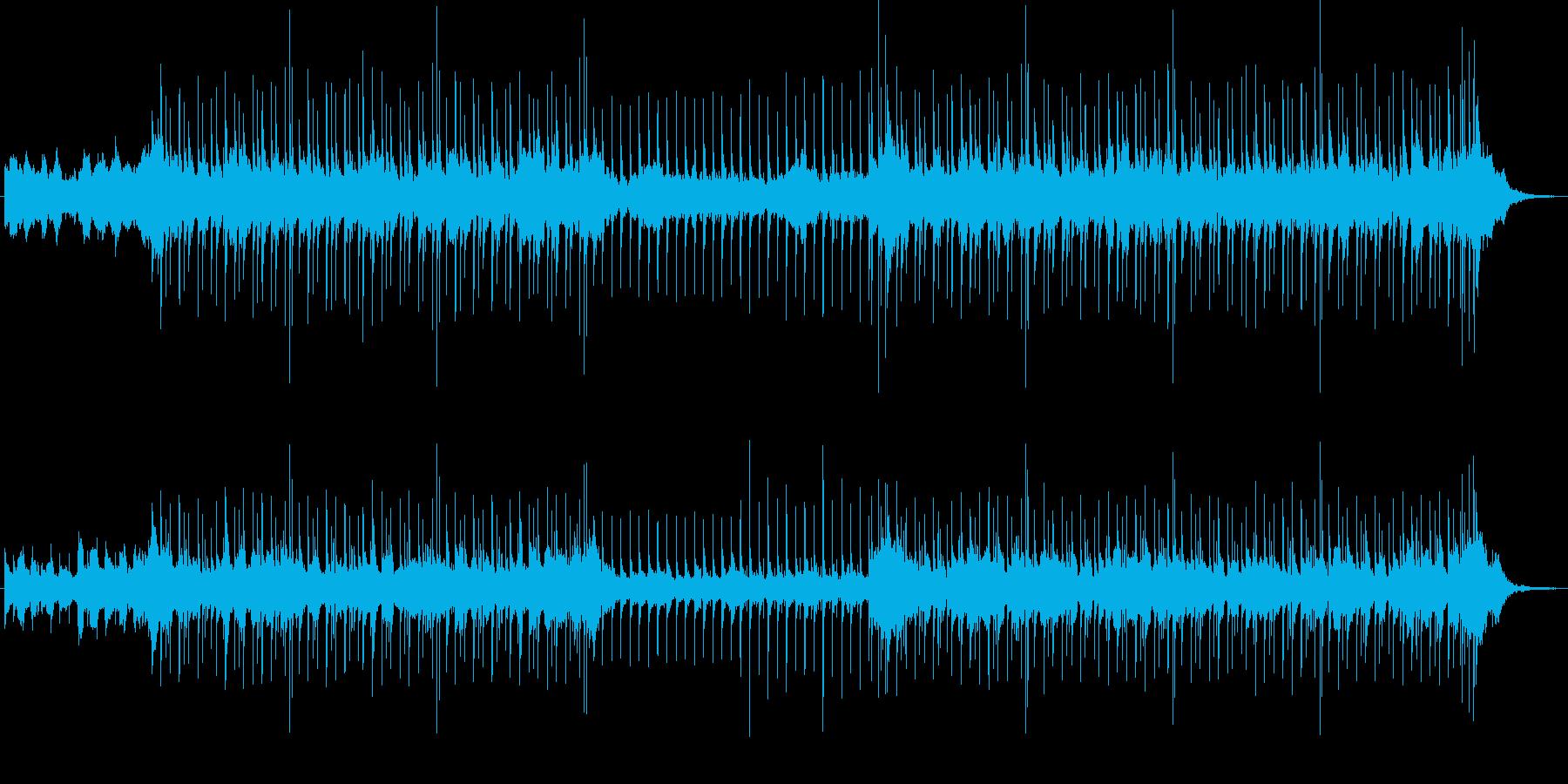 ベル、グロッケンシュピール、チャイ...の再生済みの波形