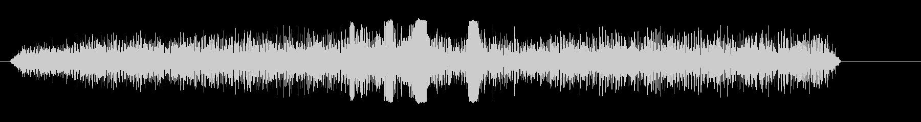 ドラッグスター;アイドル/回転、2...の未再生の波形