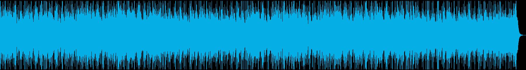 使いやすい!ポップな和風BGM 4の再生済みの波形