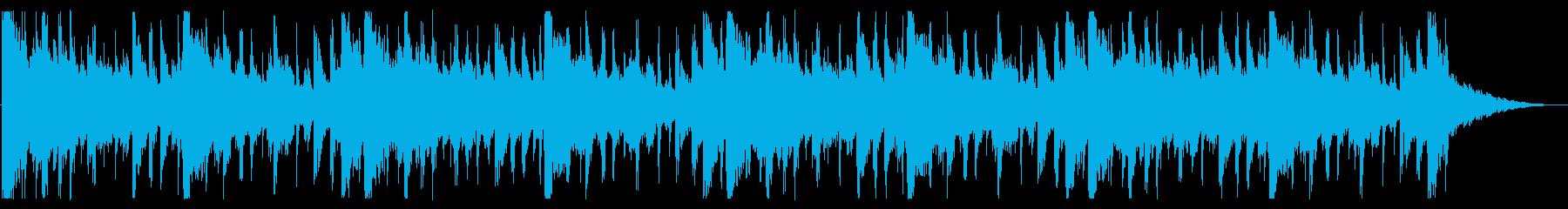 爽やかモーニング/R&B_No598_5の再生済みの波形
