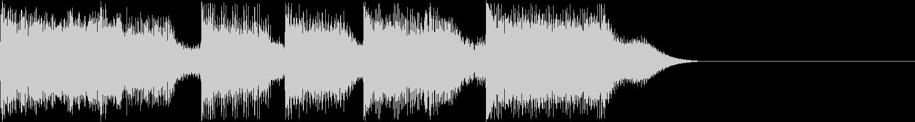 AI メカ/ロボ/マシン動作音 41の未再生の波形