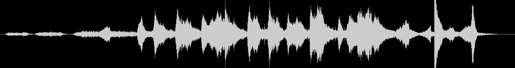 恐怖ホラー系インスト、SE。ロング尺。…の未再生の波形