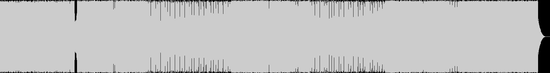 シンプル、反復、ループの未再生の波形