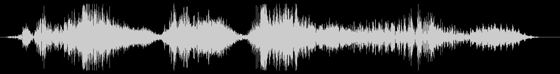 トランスフォーマーロボット:大:変...の未再生の波形