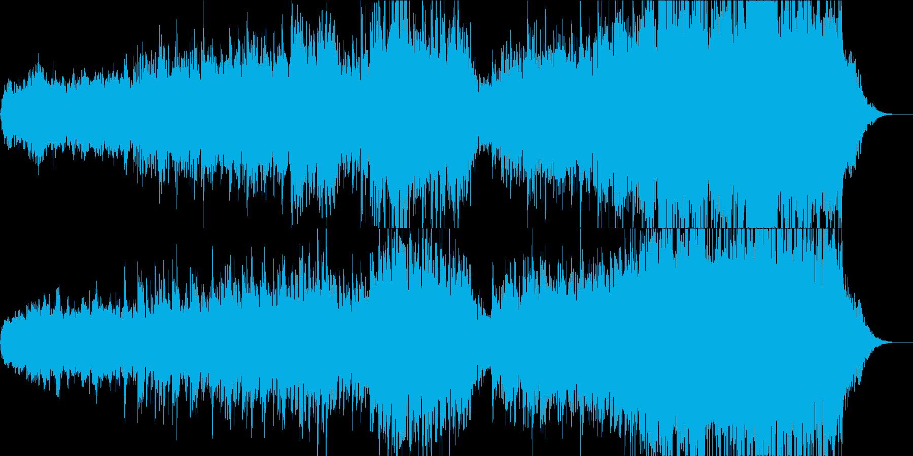 心が洗われるような美しい幻想曲の再生済みの波形