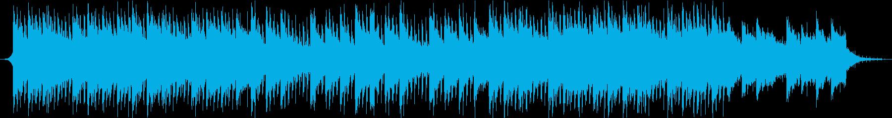 【コーポレート・企業】幻想的・ゆったり②の再生済みの波形