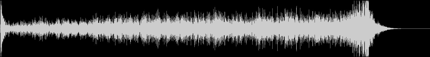 ティンパニロール-6の未再生の波形