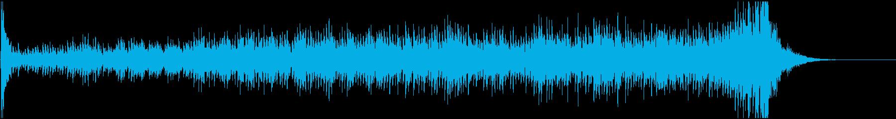 ティンパニロール-6の再生済みの波形