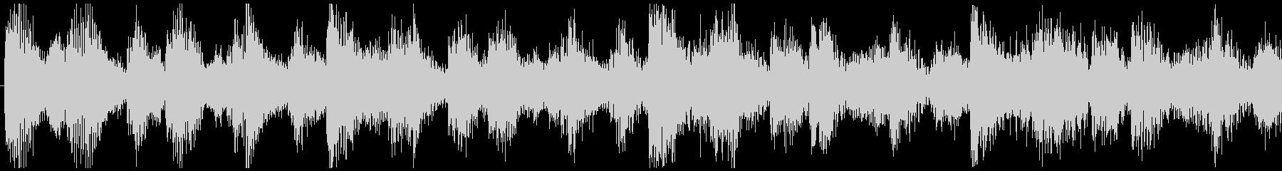 爽やかな朝に聞くBGM-ループ4の未再生の波形