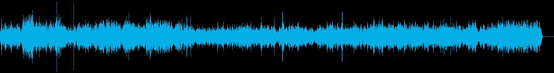 レストラン-忙しい-声()-リオデ...の再生済みの波形